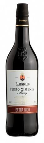 Barbadillo Sherry Pedro Ximenez